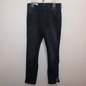 3x1 black denim pants